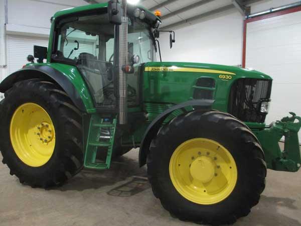Tractor Exhaust John Deere