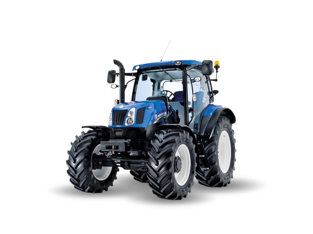 New Holland Tractor Exhausts