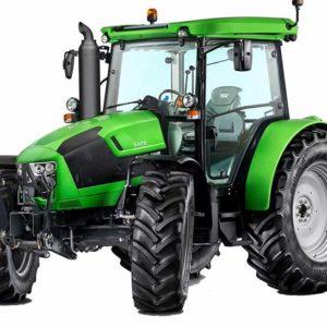 Stainless Steel Tractor Exhausts Deutz