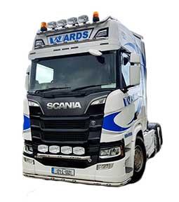 Scania Truck Bars