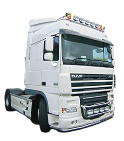 Daf Truck Bars
