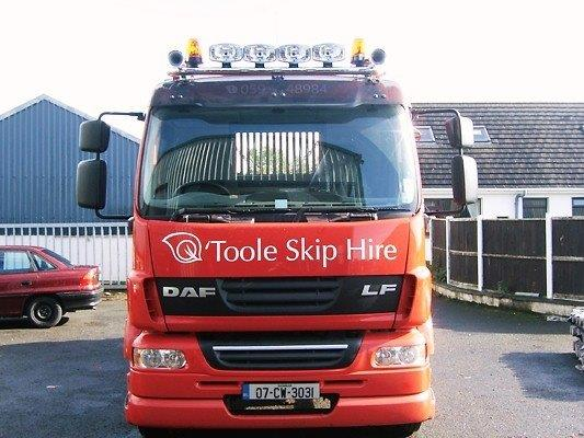 Daf Roof Bars