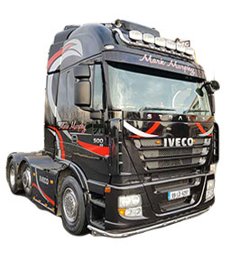 Iveco Truck Bars