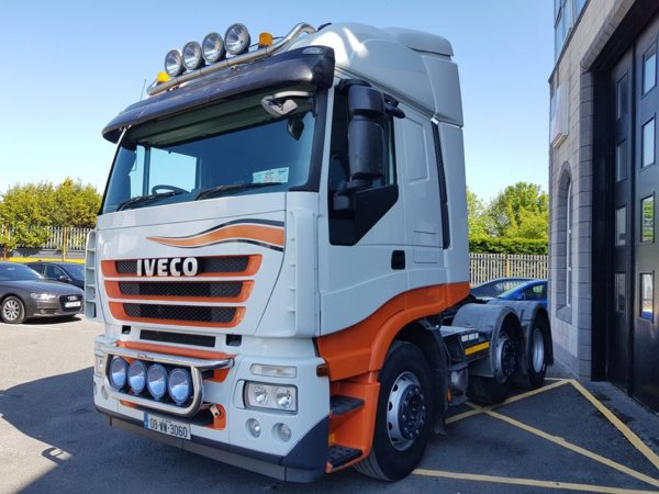 Iveco Roof Bars