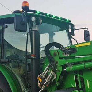 John Deere 603 r Roof Bar