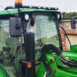John Deere Tractor Roof Bar