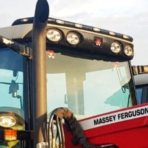 Massey Tractor Roof Bars