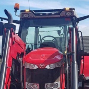 Massey 5608 Roof bar