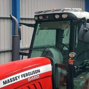 Massey 6480 Front Roof Bar